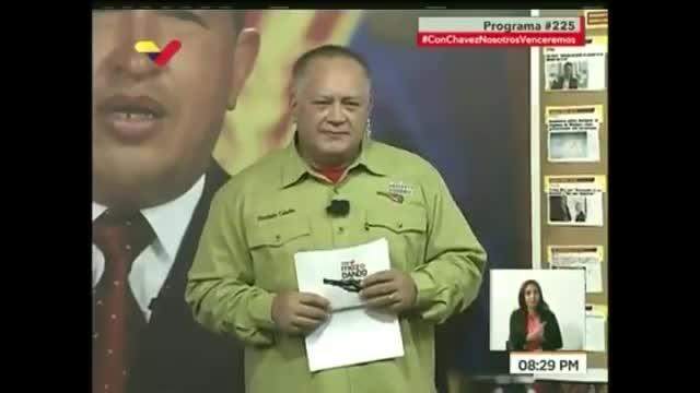 Cabello califica de perritos falderos a gobiernos que se sumaron a la peticin enviada a la CPI