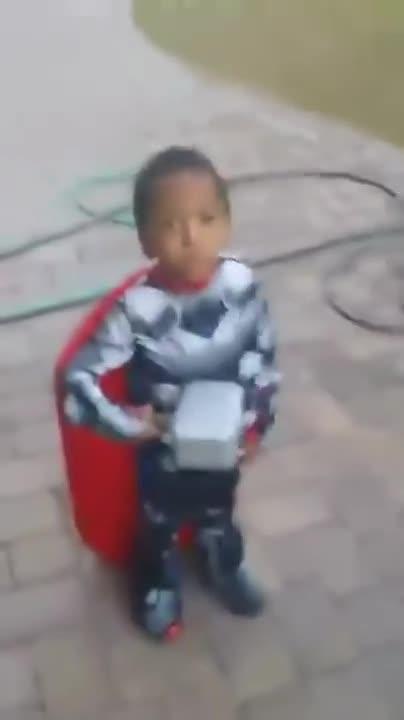 Sin superpoderes