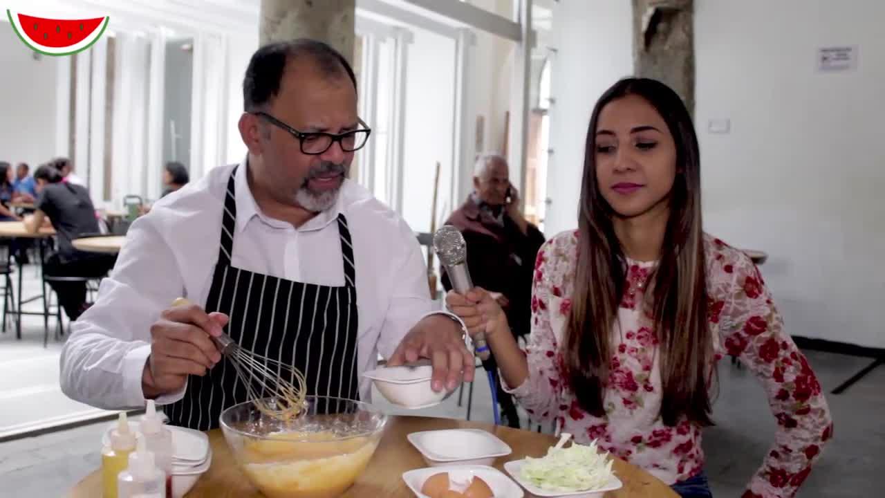 Chef Ariel Villa