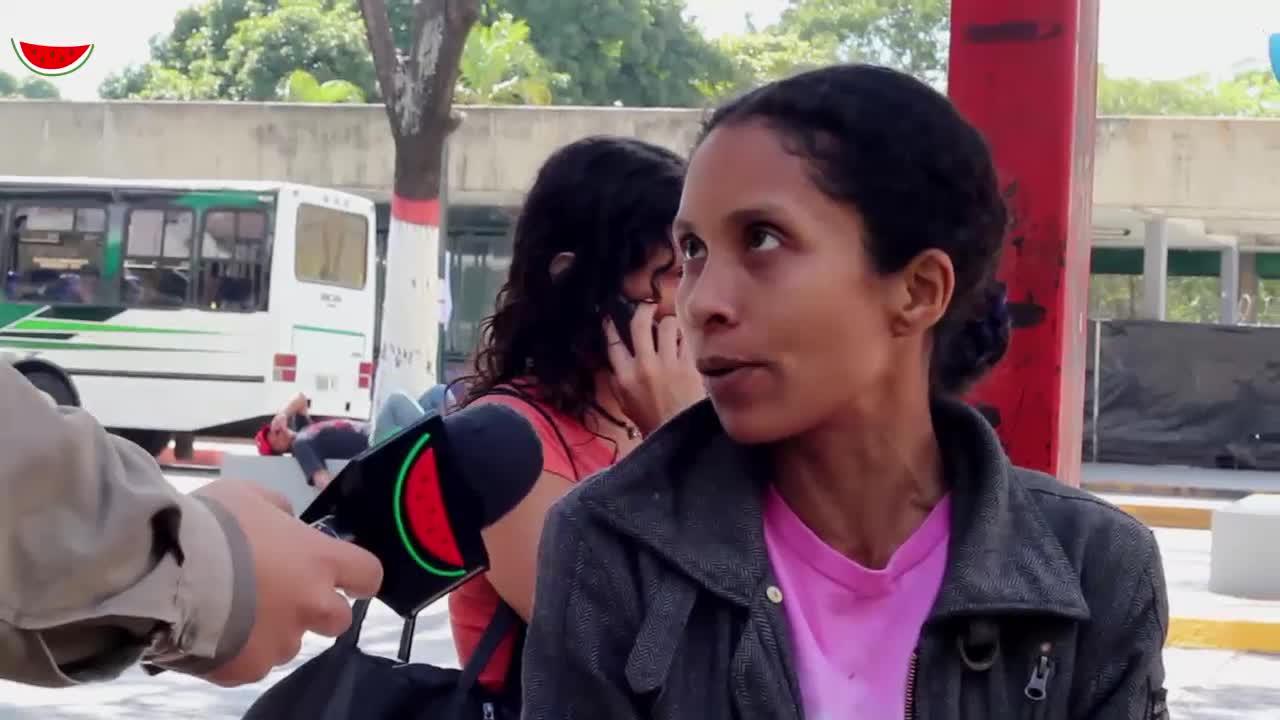 HablaLaCalle: El nuevo salario mínimo impuesto por Maduro no alcanza para nada